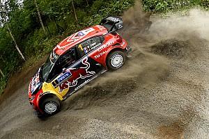 Citroën aura trois voitures en Australie si Ogier joue le titre