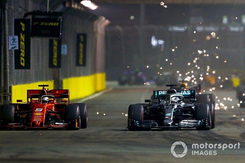 Hamilton y Mercedes subestimaron el riesgo del undecut