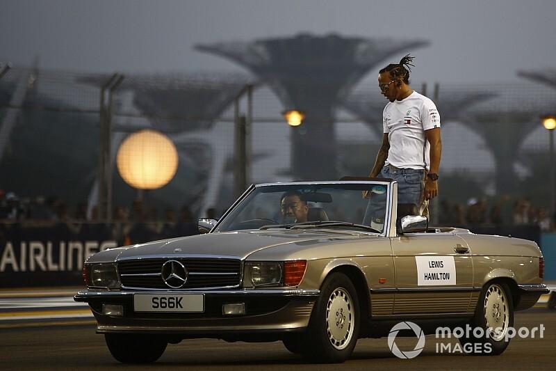 Hamilton nem igazán érti, miért ment olyan lassan Leclerc Szingapúrban