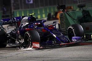 Toro Rosso, Gasly'i övdü