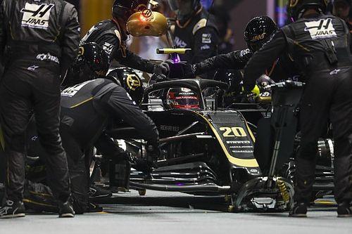 Una bolsa de un sandwich arruinó la carrera de Magnussen