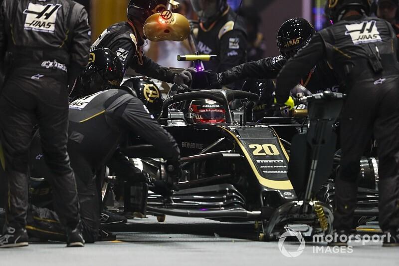 Rich Energy perturba a Haas diciendo que el equipo está en venta