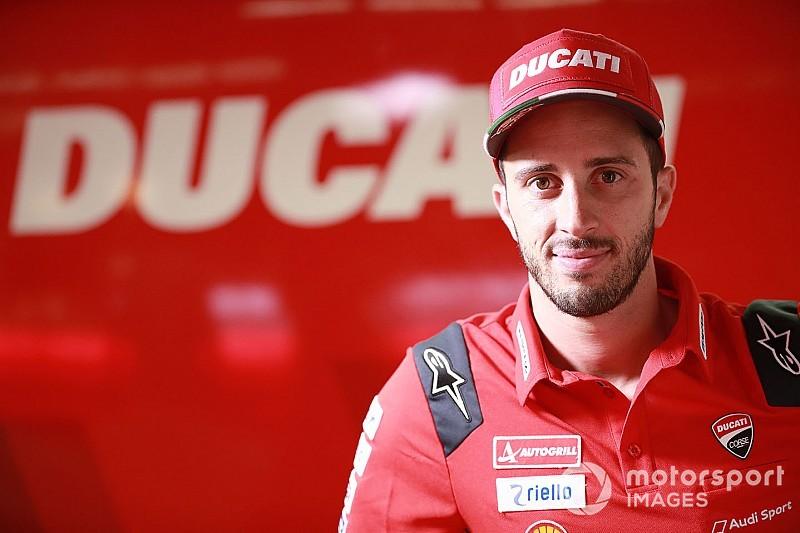 Red Bull Ring MotoGP: Dovizioso ilk antrenman seansında lider