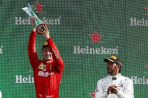 Los 9 pilotos que han logrado sus primeras victorias en F1 consecutivamente