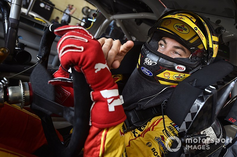 "Joey Logano ""more confident"" than the start of 2018 title run"