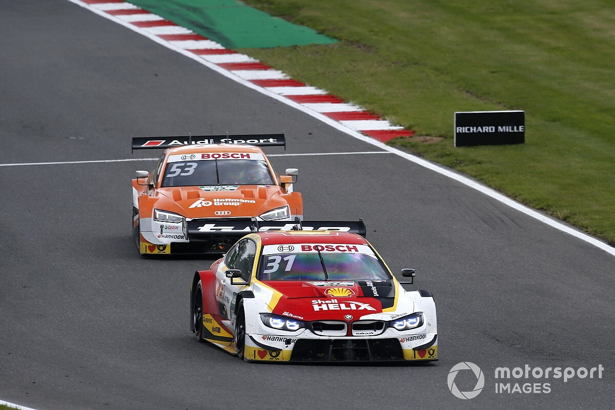 "Audi's lack of notice over DTM exit ""unsporting"" - BMW"