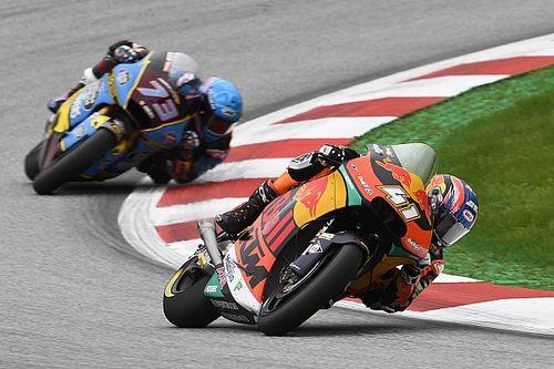 KTM s'impose à domicile après avoir annoncé son départ du Moto2