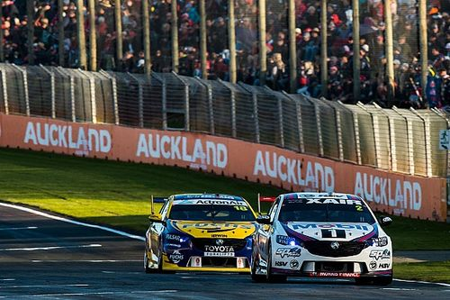 New Zealand bubble boost for Supercars