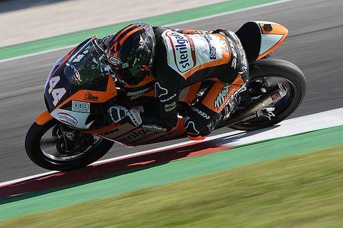 Moto3, Aragon: grande pole di Canet, Dalla Porta solo 12esimo