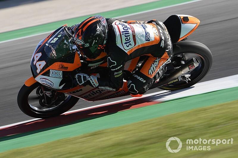 Pole para Canet en Moto3