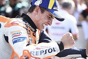 """Marquez: """"Grande vantaggio, ma vediamo dove saremo"""""""