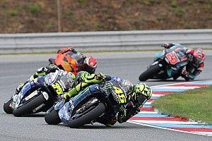 Rossi: Szóste miejsce to pozytyw