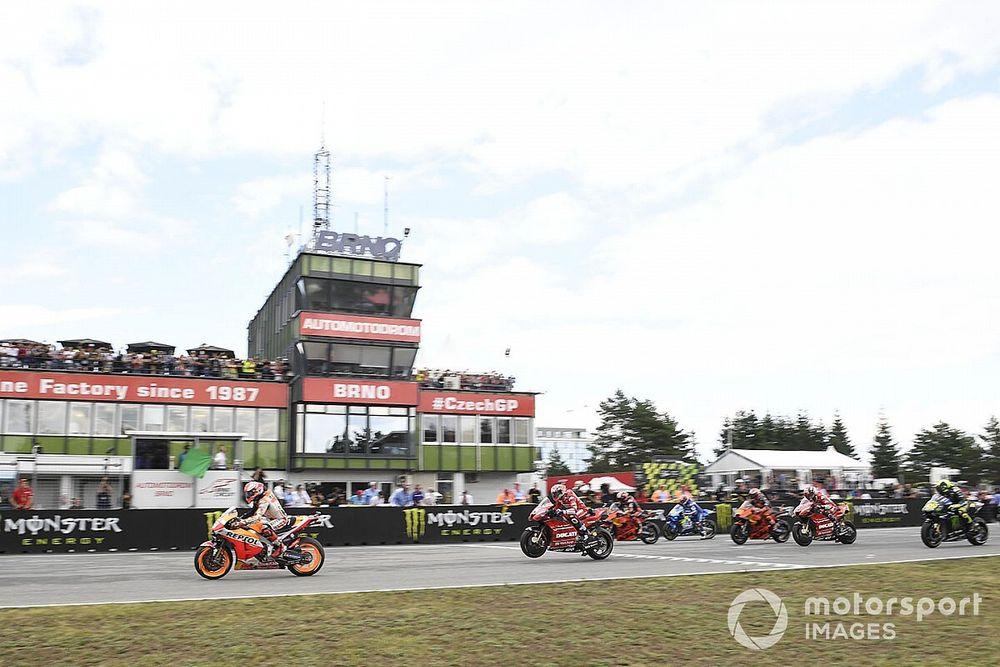 ¿Quién sale mejor en MotoGP?