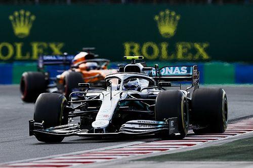 McLaren ne se voit pas lutter contre Mercedes en 2021