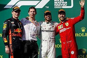 Lewis, Max e Seb senza freni: il bersaglio è Alonso!