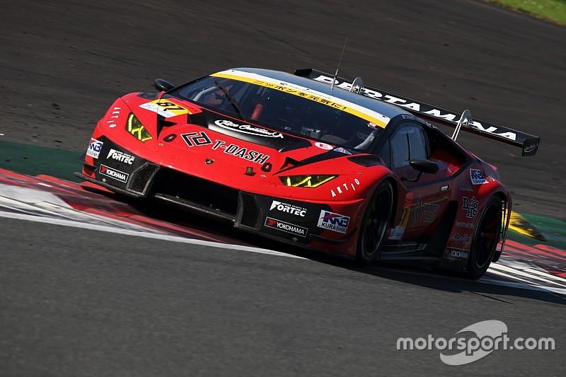 Lamborghini vince la prima gara nel Super GT giapponese alla 500 Miglia del Fuji