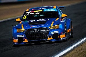 McAdam secures Audi TCR Australia deal