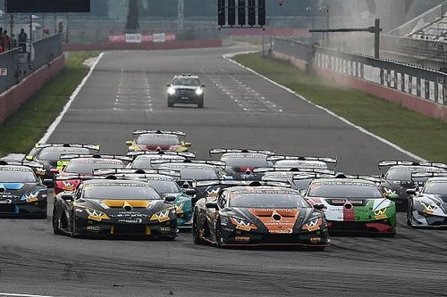 Super Trofeo Asia: Puhakka/Kasai extend points lead in Korea