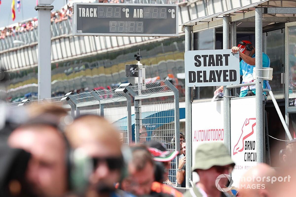 Le calendrier MotoGP devrait être annoncé en deux temps