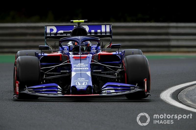 "Albon, Toro Rosso'dan ""iyi bir strateji"" bekliyor"