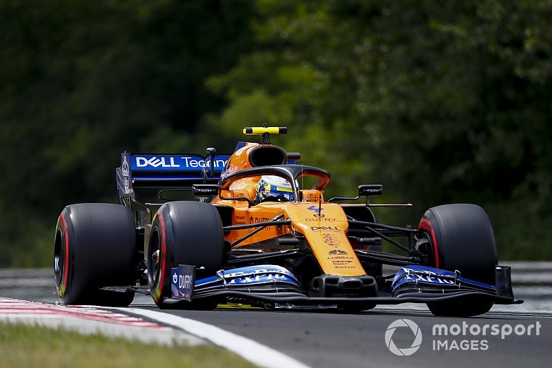 Большое отставание от топ-команд поможет McLaren в работе над болидом 2020 года