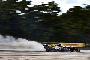 FIA nie ma lepszego sposobu na pozbywanie się oleju z toru