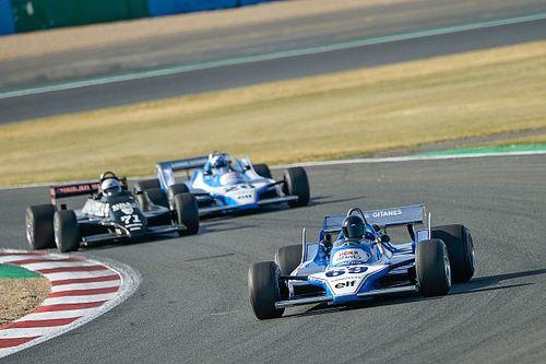 GALERÍA: Autos históricos de F1