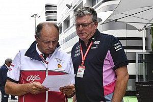 """Vasseur: """"F1, dünyanın merkezi değil"""""""