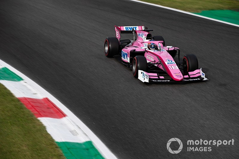 "Arden: Racing on at Monza was ""never in doubt"""
