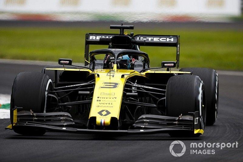 """Ricciardo félicite particulièrement """"Viry, les gars du moteur"""""""