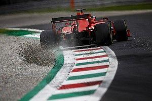 LIVE F1, GP d'Italia: Libere 3