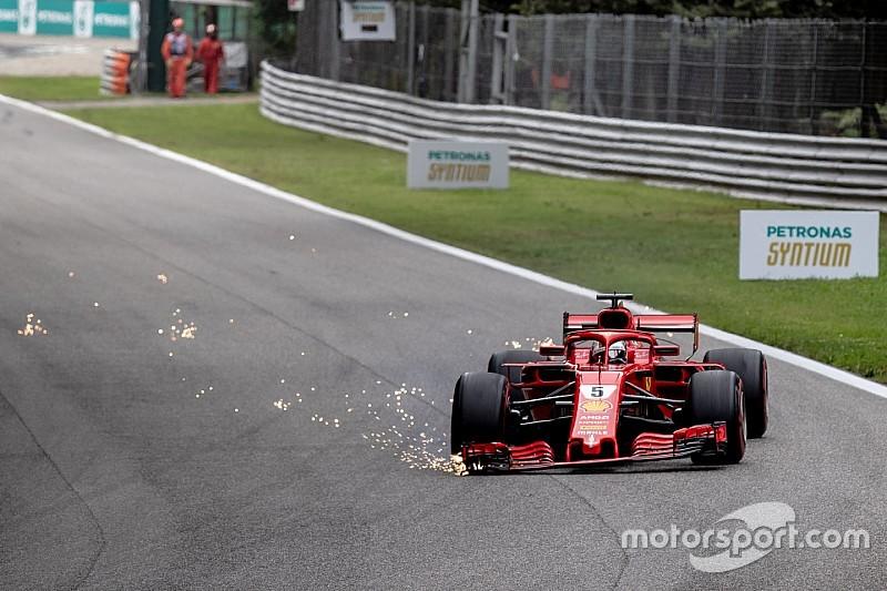 Massa: Ferrari hata yaptı ama Vettel daha çok yaptı