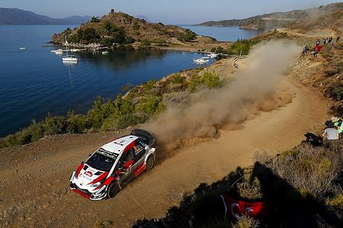 Turkey WRC: Tanak seals win, Neuville tops Power Stage