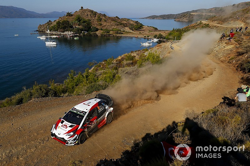 Turkey WRC: Tanak seals win, Neuville tops Power Stage