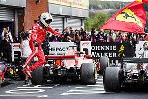 Monza için umutlu olan Vettel: Ferrari artık tüm pistlerde çok hızlı