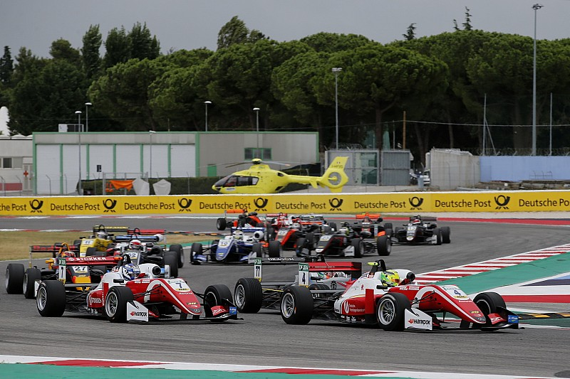 Ranking the stars of a contentious F3 season