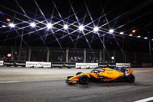 """Alonso, septième : """"Une course magique"""" et """"une petite victoire"""""""