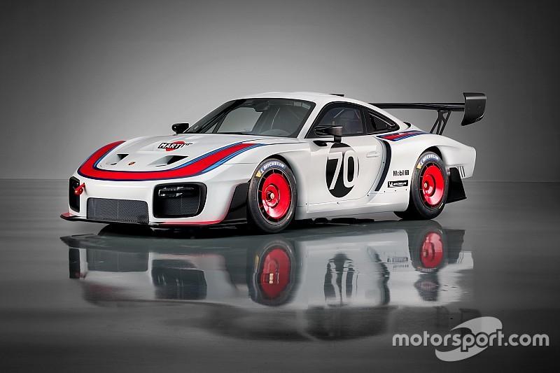 Per i 70 anni di Porsche arriva una nuova versione della 935 'Moby Dick'