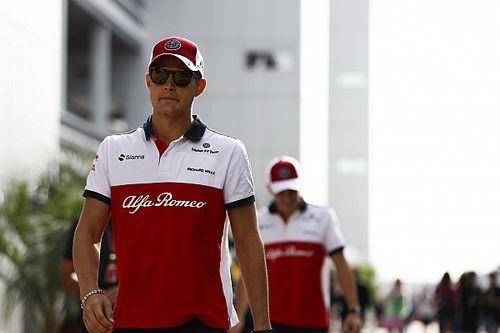 Ericsson prêt à faire le dos rond pour rebondir en F1