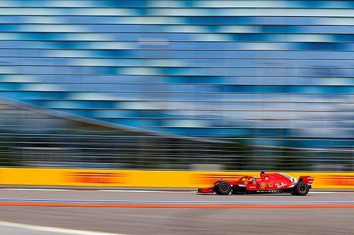 """Vettel: """"Nous avons l'air très loin du reste du plateau"""""""