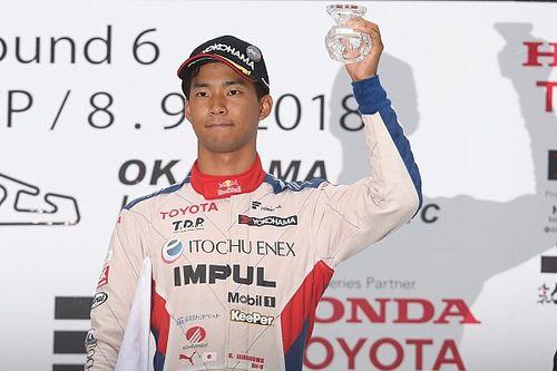 2戦連続表彰台も「悔しい思いをした」と平川亮。鈴鹿では優勝目指す