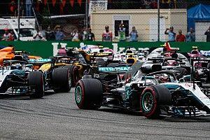 Klasemen F1 2018 setelah GP Italia