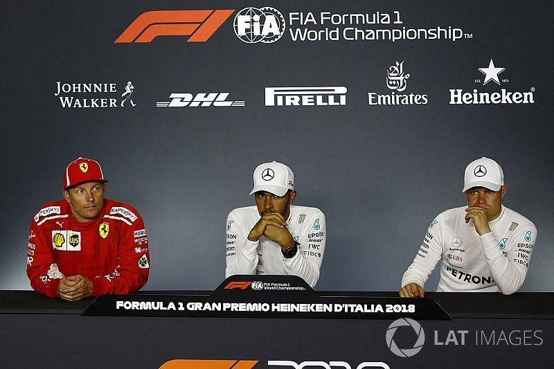 Italian GP: Post-race press conference