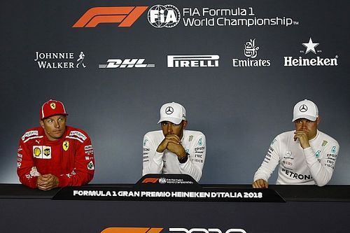 Italian GP: Post-race press conference