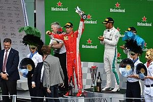 Estadísticas: Hamilton y Raikkonen brillan en Monza