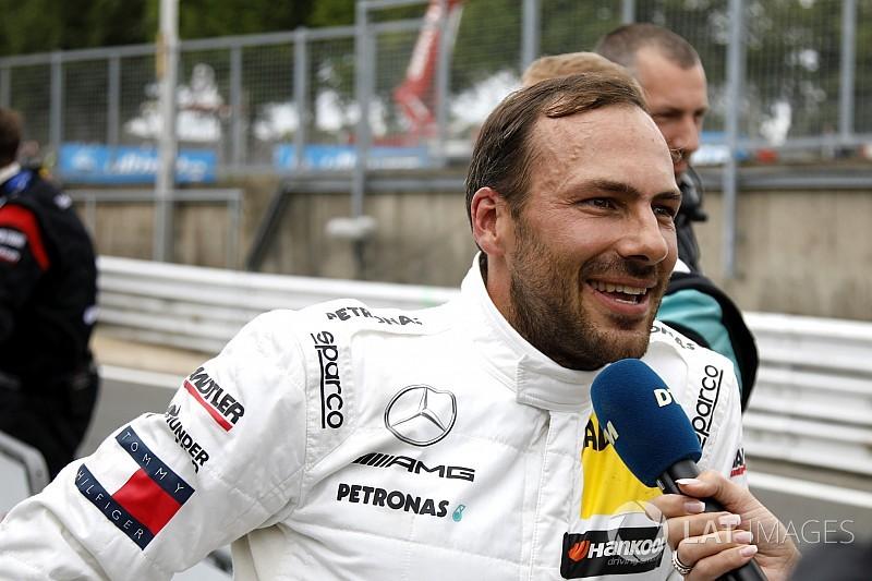 HWA-Vorstand bestätigt: Paffett ein heißer Kandidat für Formel E