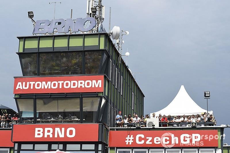 """Abraham: """"Este año puede ser el último que se corra en Brno"""""""