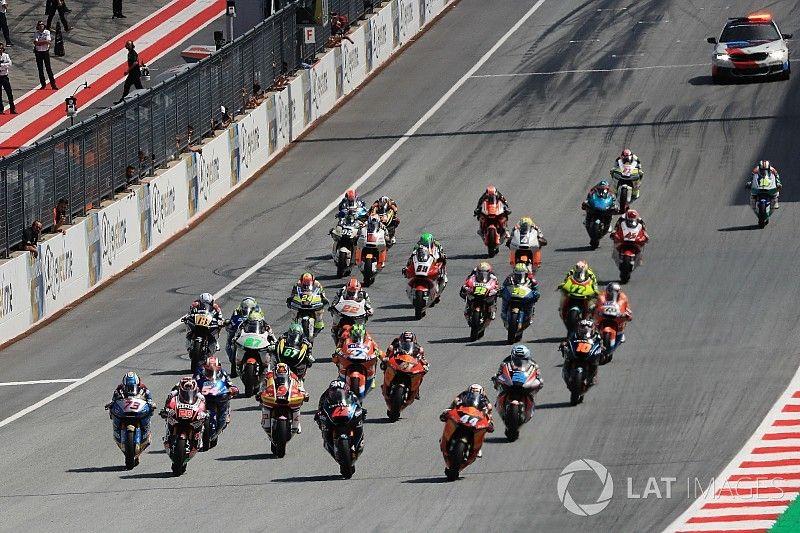 La parrilla de Moto2 para 2019 se empieza a definir