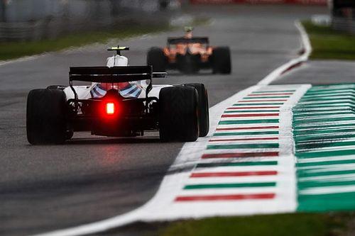 Formel 1 Monza 2018: Das Trainingsergebnis in Bildern