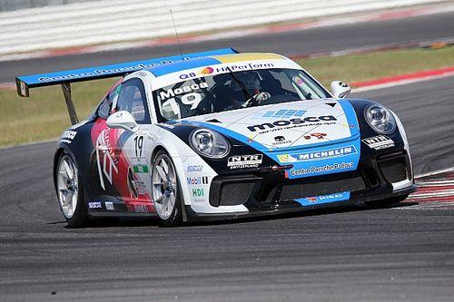 Carrera Cup Italia, Misano: Mosca torna alla vittoria in gara 2